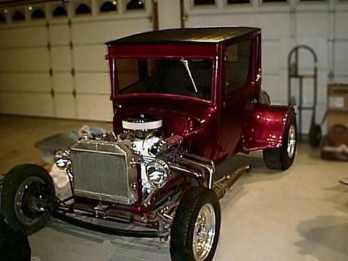 1927 Model T Streetrod