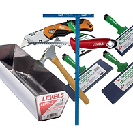 Drywall tools pile.png