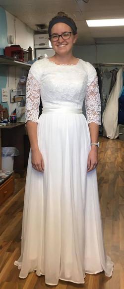 Wedding dress 6