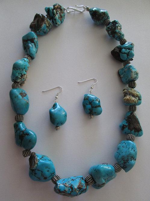 Lisa Necklace & Earring Set