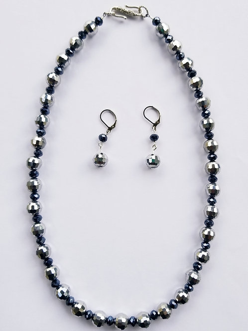 Dollie Necklace & Earring Set