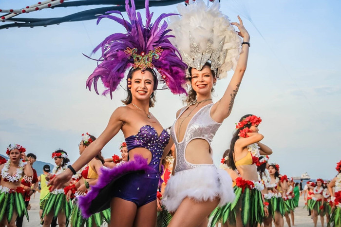 TOP OUTSTANDING EVENTS IN SUMMER 2020 AT DANANG