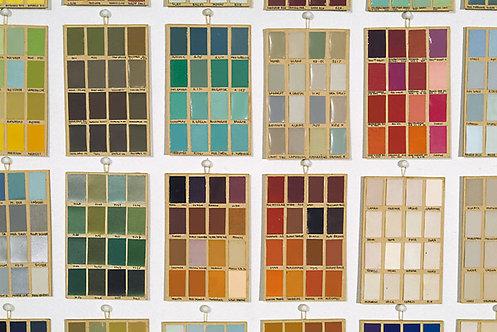 Colour Charts / Skynbord
