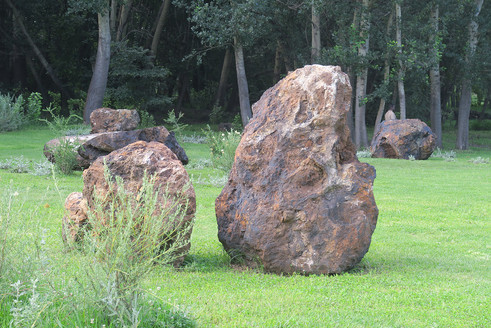 Stone Cicle Willem Boshoff Nirox032.jpg