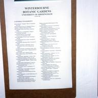 Garden of Words I Willem Boshoff Exh1024