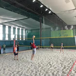 Летнее первенство по пляжному волейболу