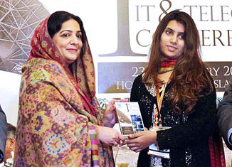How Pakistan is promoting women and girls in ICT