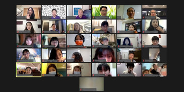 Taiwan workshop group photo