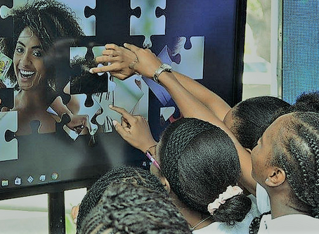 Inspiring the next generation of Girls in ICT in the Caribbean (VIDEO)