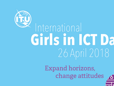 Girls in ICT Day: Transforming the lives of women and girls – through ICTs