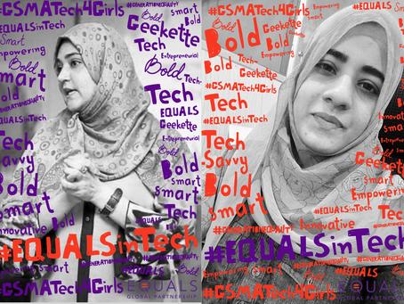 Tech4Girls Karachi Winners