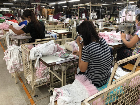 Tackling Gender-Based Labour Exploitation of Migrant Workers in the Garment Industry through Tech