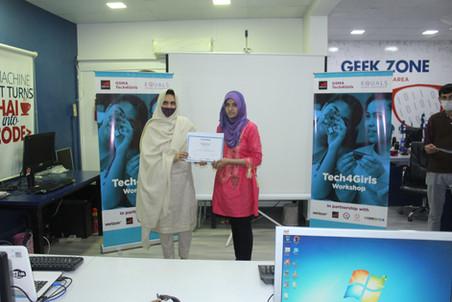 Karachi worshop winners