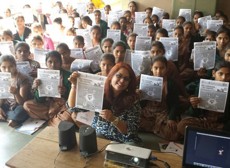 At the Grassroots: empowering girls and women through training to bridge the digital divide
