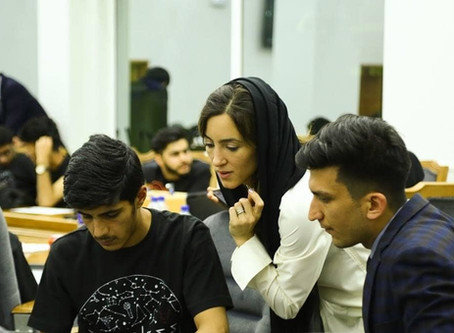 Coding schools write new future for Afghan girls