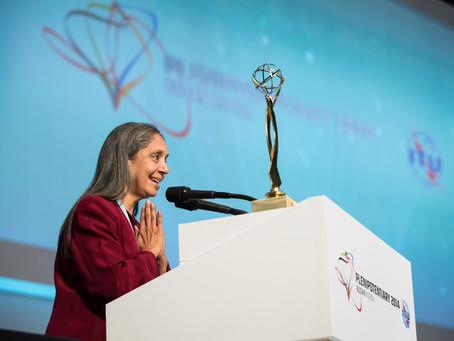 ITU digital gender champion becomes leading AI service provider