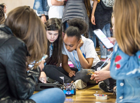 My Experience at Girls in ICT Day as a Mentor and Workshop Facilitator