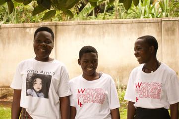 Tech4Girls Uganda Winners