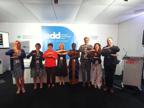 Addressing Gender Inequalities in Tech: reflections on the EDD 2019