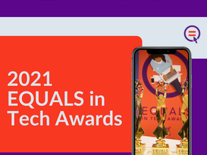 Call for Nominations: EQUALS in Tech Awards 2021