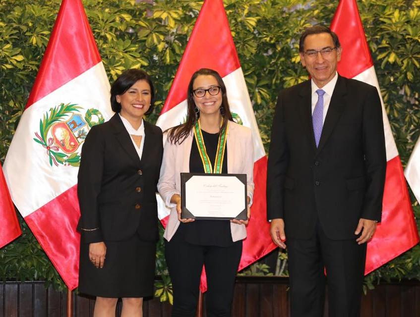 Order of Merit Award