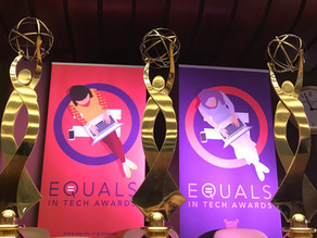 Nominations now open for 2019 EQUALS in Tech Awards
