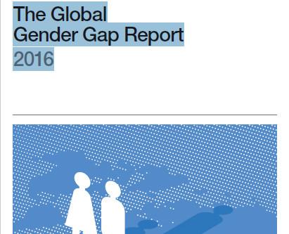 WEF Global Gender Gap Report 2016