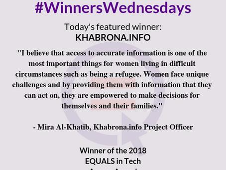 #WinnersWednesdays: Khabrona.info
