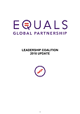 EQUALS Leadership Coalition 2018 Update.