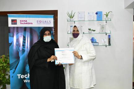 Karachi workshop winners