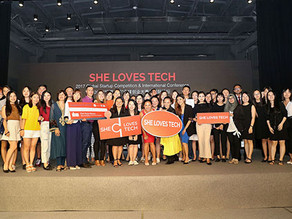 She Loves Tech joins EQUALS