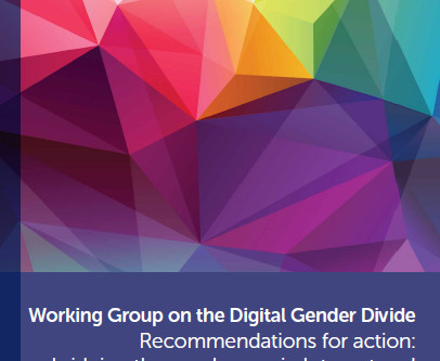 Recommendations for action: bridging the gender gap in Internet and broadband access and use