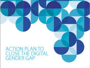 Action Plan to Close the Digital Gender Gap