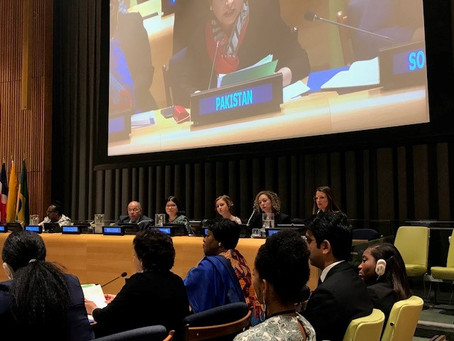 Uncovering HERstory at the United Nations