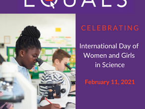 Celebrating Girls and Women in Science