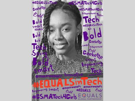 Tech4Girls Jamaica Winner