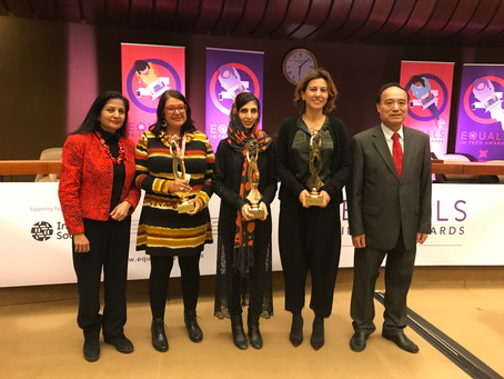 Outstanding initiatives bringing digital tech opportunities to women in Lebanon, Afghanistan and Cos