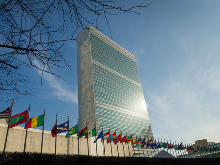 Strengthened call from the UN General Assembly for bridging digital divides