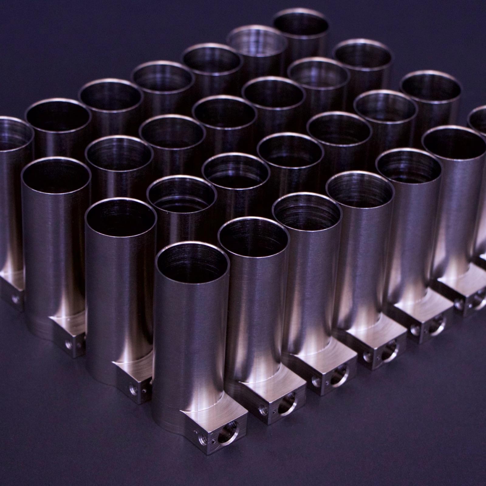 CNC coil cans