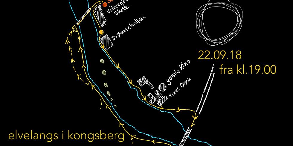 Elvelangs i Kongsberg 2018
