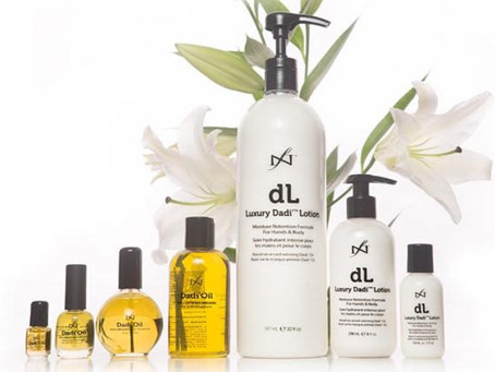 Dadi 'Oil en Dadi lotion