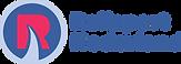 Logo RSN type schaduw blauw rood tekst r