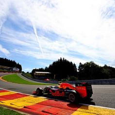 Formule 1 - Grand Prix Belgie