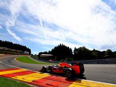 F1 Grand Prix Belgie