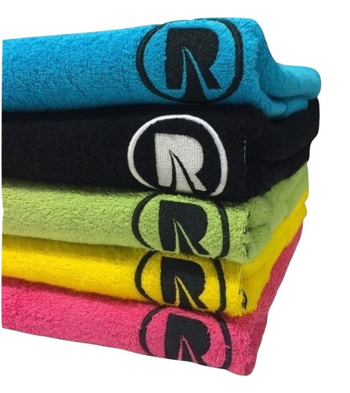 Railsport handdoek