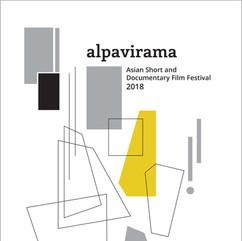 Alpavirama book design