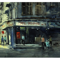 Street of Bombay