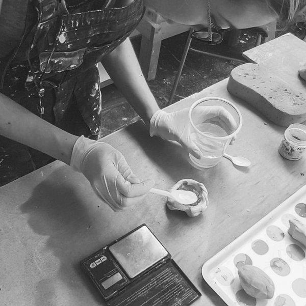 Staining Porcelain