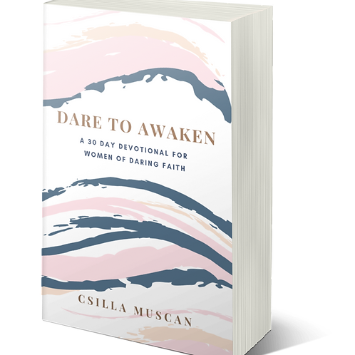 Dare To Awaken Devotional (Physical)