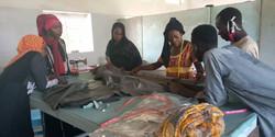 Formation en menuiserie à Bol (Tchad)